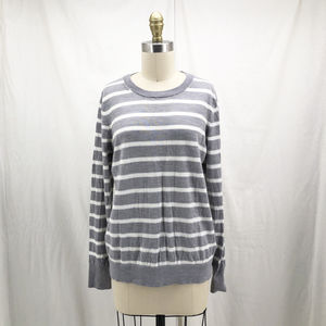 BANANA REPUBLIC Washable Merino Stripe Sweater